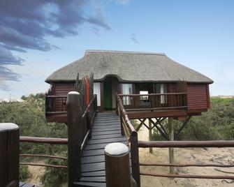 The Stiltz - Swakopmund - Building