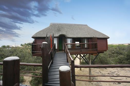 The Stiltz - Swakopmund - Κτίριο