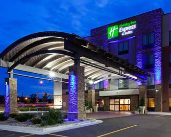 Holiday Inn Express & Suites Rochester West-Medical Center - Rochester - Edificio