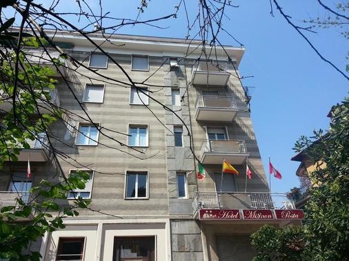Hotel Mignon Posta - Rapallo - Building