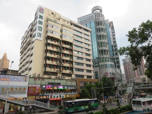 Motel Shenzhen Bagualing North Hongling Road - Shenzhen - Edificio