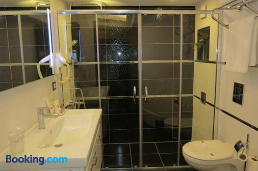Tempo Residence Comfort Izmir - Izmir - Bathroom