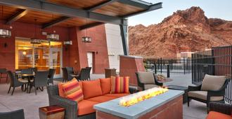 SpringHill Suites by Marriott Moab - Moab - Patio