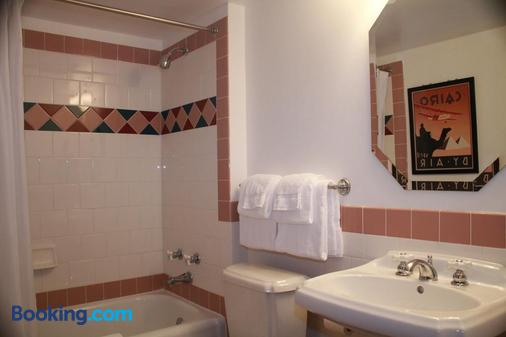 Boulder Dam Hotel - Boulder City - Bathroom
