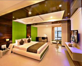Lords Inn Porbandar - Porbandar - Bedroom