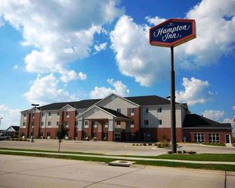 Hampton Inn Grand Island - Grand Island - Building