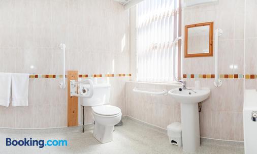 The Lawton Hotel - Blackpool - Phòng tắm