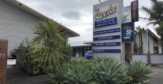 At The Rocks Motor Lodge - Napier