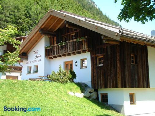 Garni Mathonerhof - Ischgl - Building