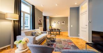 Smartflats Rubens I - 3 Bedrooms Terrace - Meir - Amberes - Sala de estar