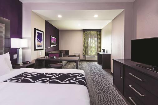 La Quinta Inn & Suites by Wyndham College Station South - College Station - Schlafzimmer