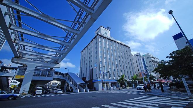 Nansei Kanko Hotel - Naha - Buiten zicht