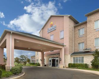 Comfort Inn & Suites Near Lake Lewisville - Corinth - Building