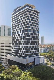 加拉歪路 G 酒店 - 檳城 - 檳城喬治市 - 建築