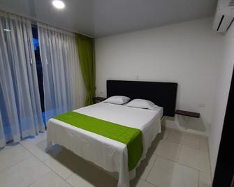 Hotel Alojamiento San Pedro In - Villeta - Bedroom
