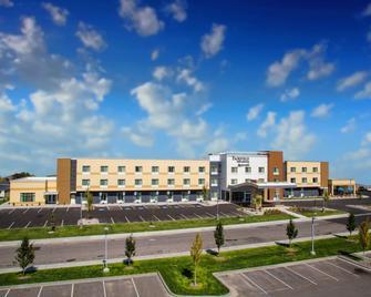 Fairfield Inn and Suites by Marriott Pocatello - Pocatello - Gebäude