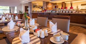 City Lodge Hotel Port Elizabeth - פורט אליזבת' - מסעדה