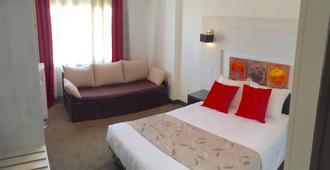 Victoria Hotel - Perpiñán - Habitación