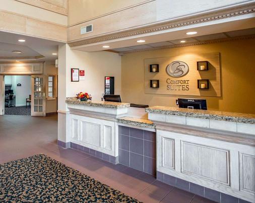 Comfort Suites University Area - South Bend - Buffet