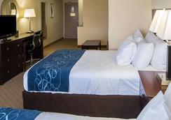 Comfort Suites University Area - South Bend - Bedroom