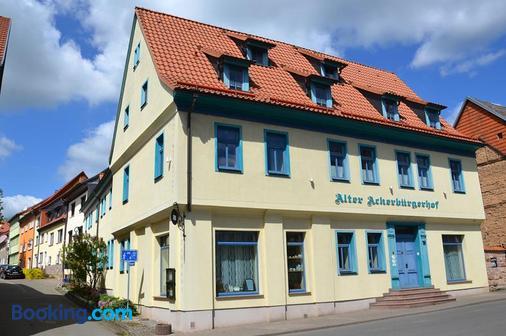 Alter Ackerbürgerhof - Bad Frankenhausen - Building