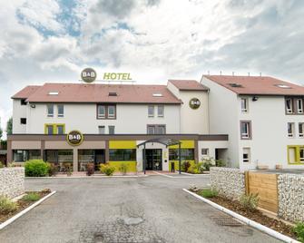 B&B Hotel Verdun - Verdun - Gebouw