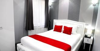 鳳凰酒店 - 布魯塞爾 - 布魯塞爾 - 臥室