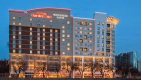 Hilton Garden Inn Atlanta Midtown - Atlanta - Building