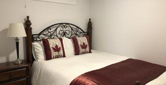 Luxury Suites Vancouver - Vancouver - Bedroom