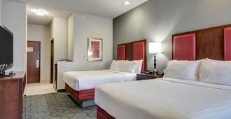 Holiday Inn Express & Suites Oklahoma City North - Oklahoma City - Bedroom