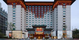 ذا بننسولا بكين - بكين - مبنى