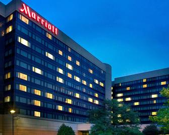 Newark Liberty International Airport Marriott - Newark - Gebäude