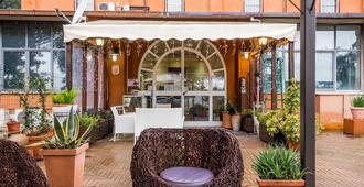 Hotel Casale Dei Massimi - רומא - פטיו
