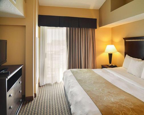 Comfort Suites DFW Airport - Irving - Phòng ngủ