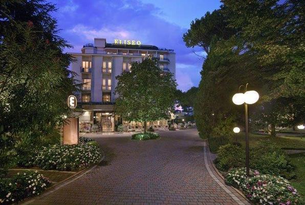Hotel Eliseo Terme - Montegrotto Terme - Rakennus