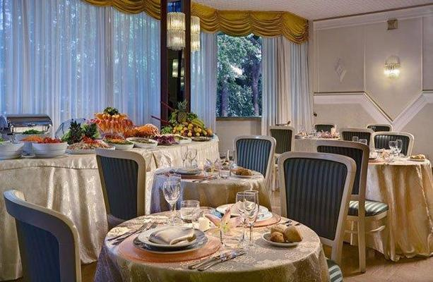Hotel Eliseo Terme - Montegrotto Terme - Ravintola