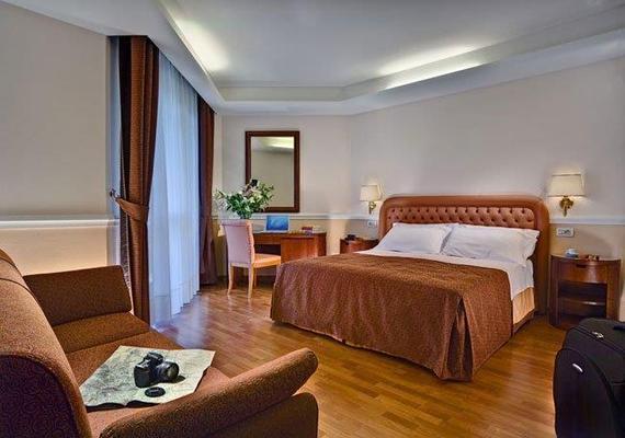 Hotel Eliseo Terme - Montegrotto Terme - Makuuhuone