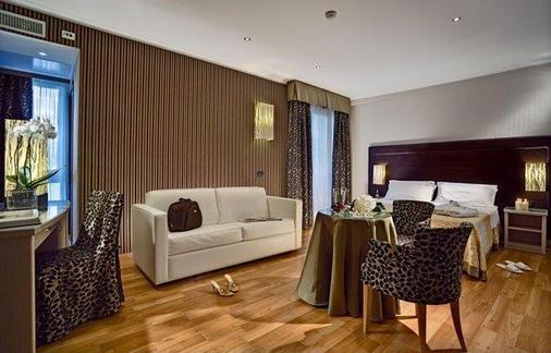 Hotel Eliseo Terme - Montegrotto Terme - Living room