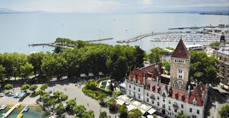 Château D'ouchy - Lausanne - Outdoor view