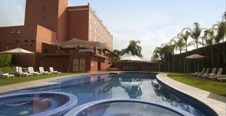 庫埃納瓦卡嘉年華酒店 - 庫埃納瓦卡 - 庫埃納瓦卡 - 游泳池