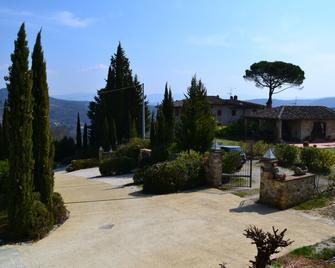 Bed and Breakfast La Fonte del Machiavelli - San Casciano Val Di Pesa - Outdoors view