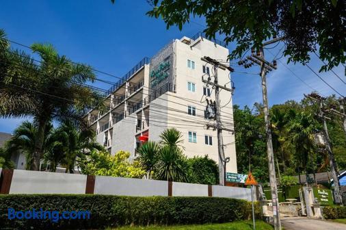Khao Rang Place - Wichit - Toà nhà
