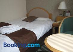Matsuyama Tokyu Rei Hotel - Matsuyama - Bedroom