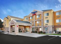 Fairfield Inn by Marriott Provo - Provo - Budynek