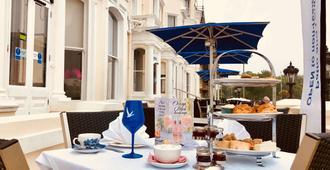 Best Western Clifton Hotel - Folkestone - Gebäude