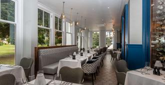 Best Western Clifton Hotel - Folkestone - Restaurante