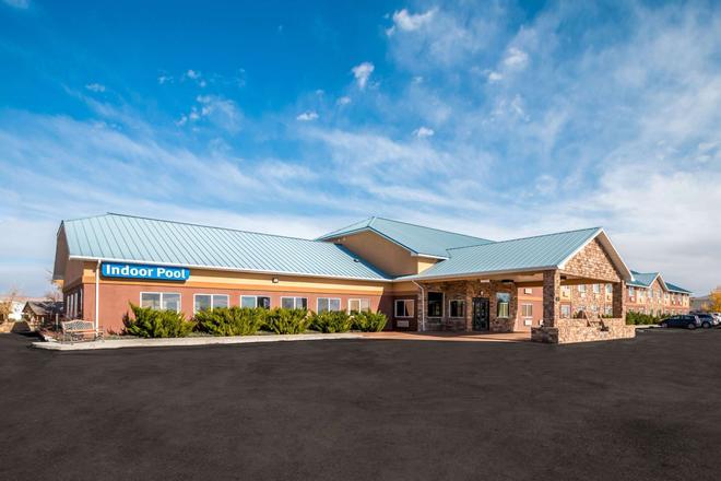 Comfort Inn Green River National Park Area - Green River - Gebäude