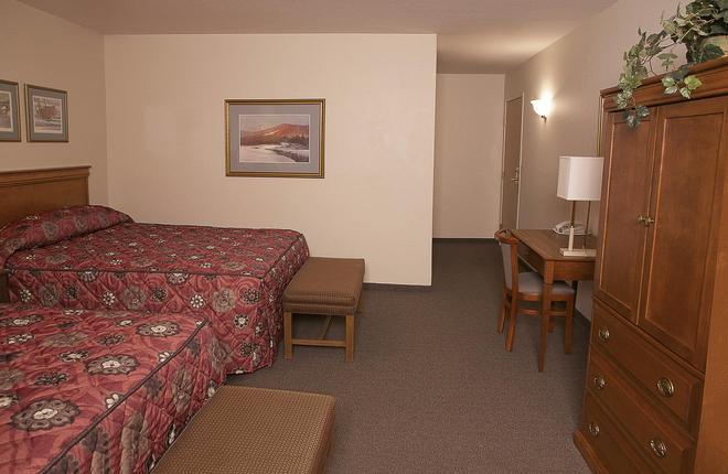 Bear Lodge - Fairbanks - Κρεβατοκάμαρα