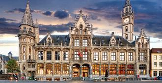 Ibis Gent Centrum Opera - Gante - Edifício
