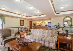 Rodeway Inn - Tahlequah - Lounge